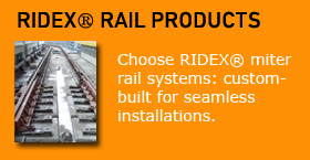 RIDEX® Rail Products