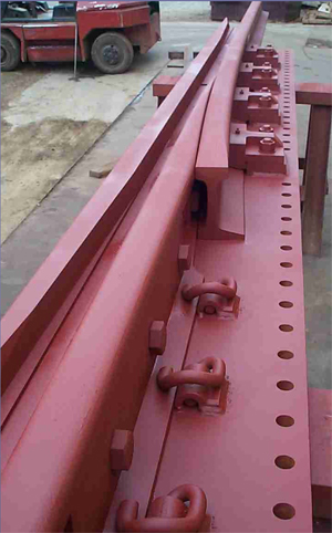 Curved Rail Expansion Joint 3