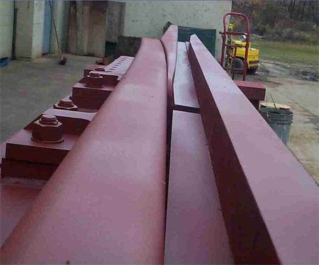 Curved Rail Expansion Joint 4